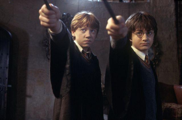 ロンとハリー!