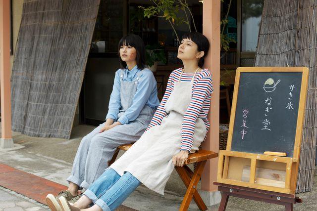 「海のふた」が映画化! 三根梓と菊池亜希子