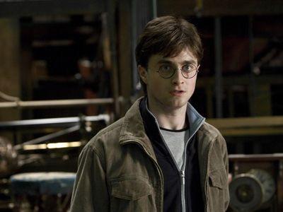 残念… - 映画『ハリー・ポッターと死の秘宝 PART2』より