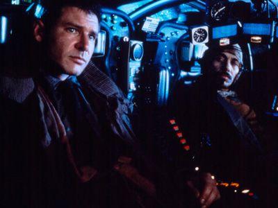 映画『ブレードランナー』より-今回の交渉ではハリソン・フォード主演、リドリー・スコット監督の映画『ブレードランナー』をリメイクすることを禁じている