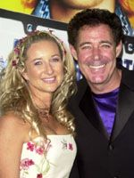 バリー・ウィリアムズと妻エラ・ウィリアムズ