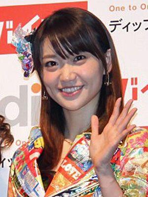 12月中旬には卒業が決まっていたことを明かした大島優子