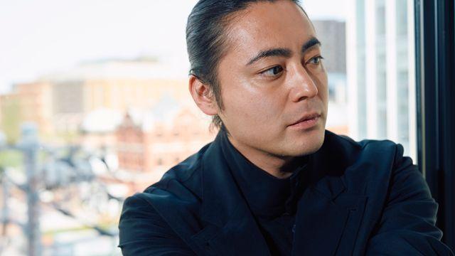 『はるヲうるひと』山田孝之 単独インタビュー