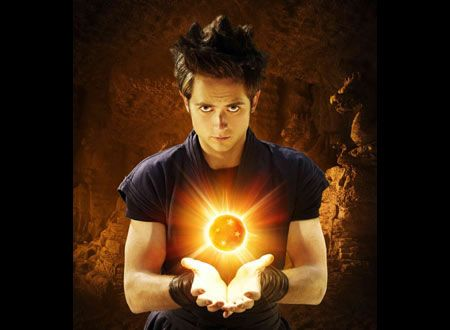 映画『DRAGONBALL EVOLUTION』