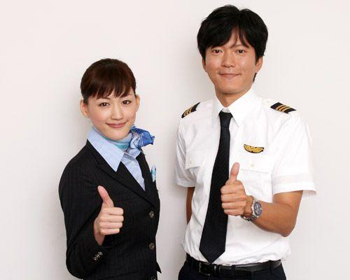 『ハッピーフライト』田辺誠一&綾瀬はるか 単独インタビュー