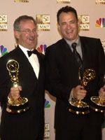 スティーヴン・スピルバーグとトム・ハンクスの名コンビ