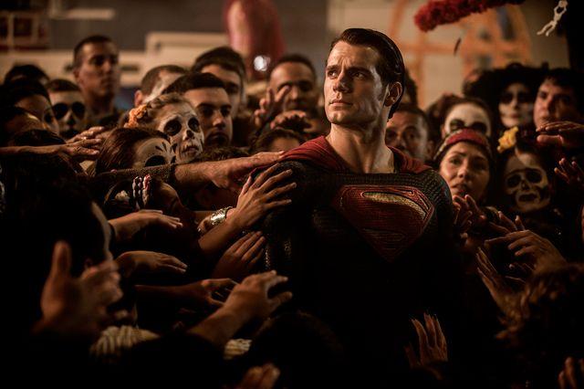 正義の味方だったはずのスーパーマンだが……