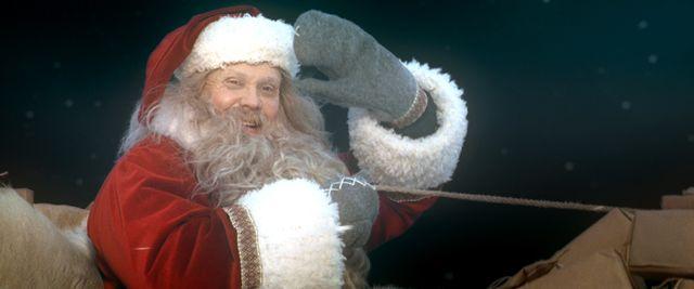 『サンタクロースになった少年』