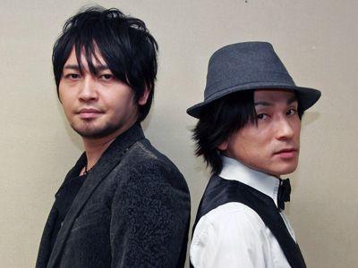 「TIGER & BUNNY」について語った森田成一(右)と中村悠一(左)