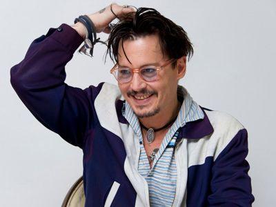 映画『トランセンデンス』についてウォーリー・フィスター監督と語ったジョニー・デップ