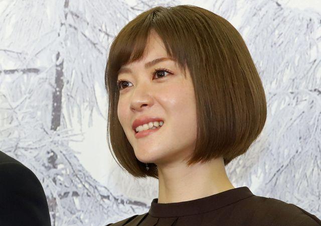 上野樹里演じる由紀が「かっこよすぎ」と話題に (写真は1月撮影)