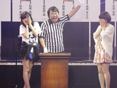 指原莉乃、快進撃の朝長美桜に敗北!