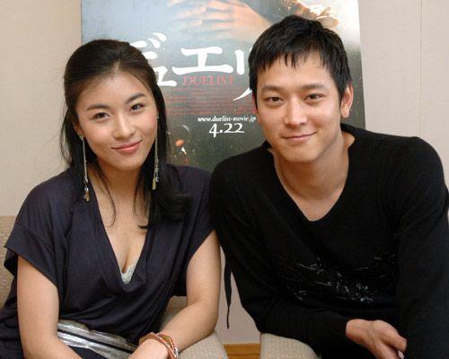 『デュエリスト』カン・ドンウォン&ハ・ジウォン 単独インタビュー