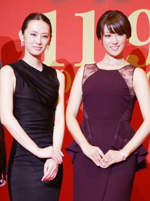 女同士のキスシーンについて語った北川景子と深田恭子