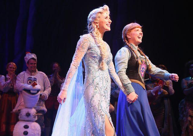 ブロードウェイミュージカル「Frozen(アナと雪の女王)」より