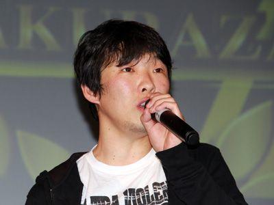 映画『童貞。をプロデュース』でメガホンを取った松江哲明監督