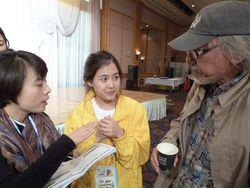 2AMイム・スロンと女優ソン・ウンソ