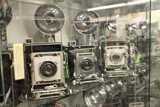 『ザ・マスター』で使ったカメラ