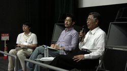 Image.Fukushimaで行われた講演の様子