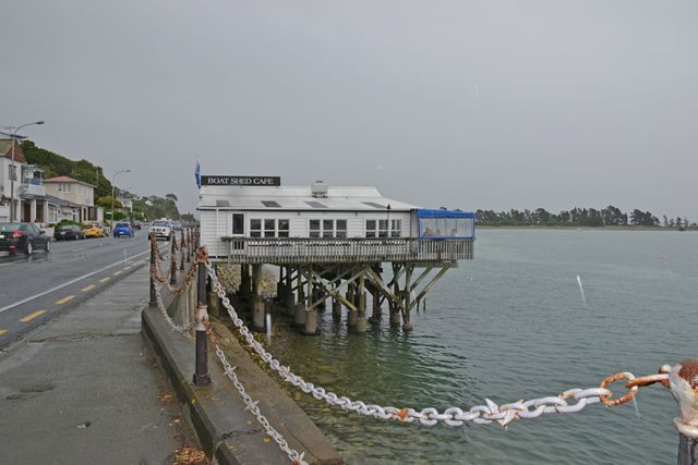 The Boat Shed Cafe