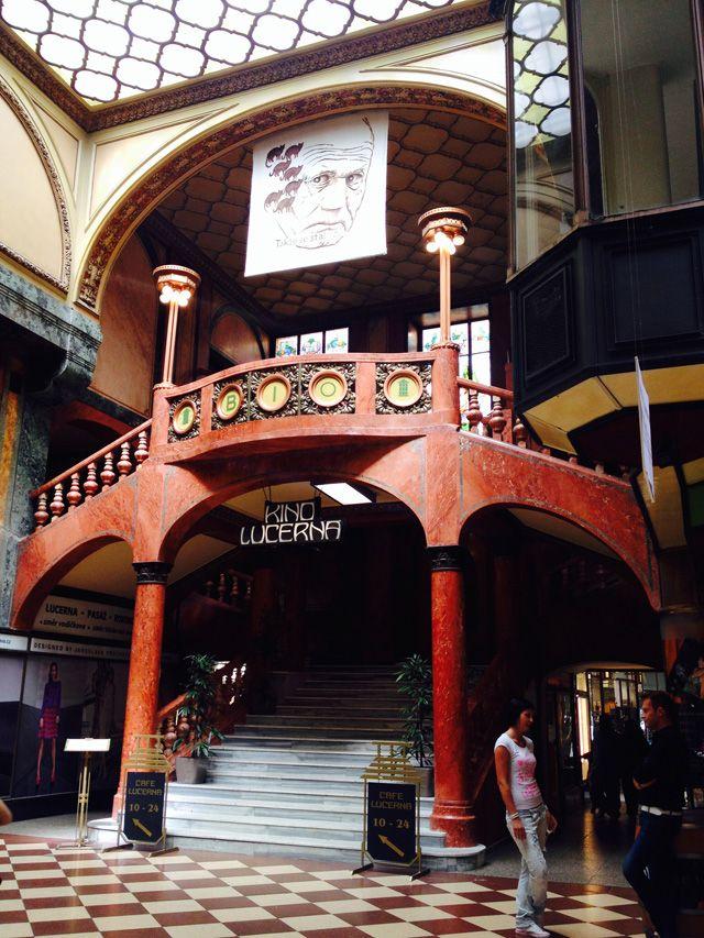 チェコ映画館