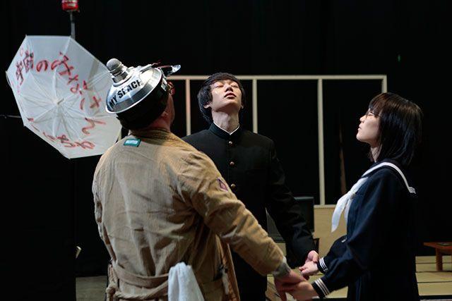 『超能力研究部の3人』碓井将大