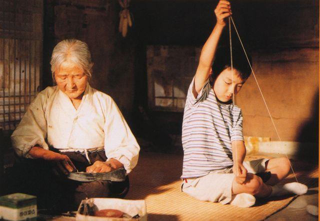 『おばあちゃんの家』