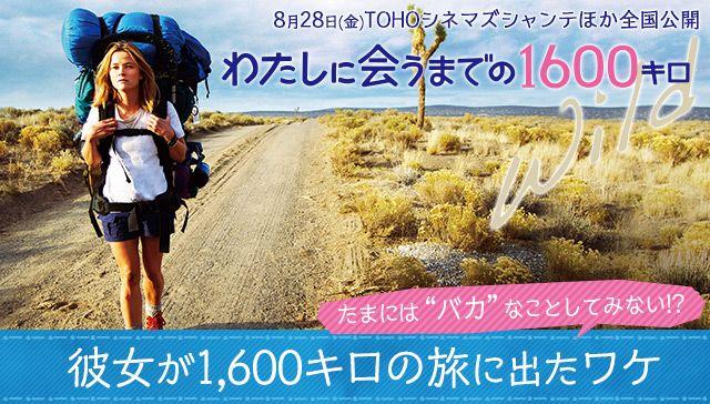 """『わたしに会うまでの1600キロ』特集:たまには""""バカ""""なことしてみない!?彼女が1,600キロの旅に出たワケ"""