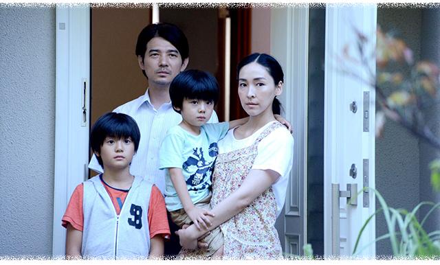 重要参考人4:謎の押し屋(吉岡秀隆)とその妻すみれ(麻生久美子)