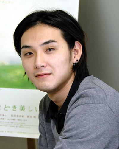 『世界はときどき美しい』松田龍平 単独インタビュー