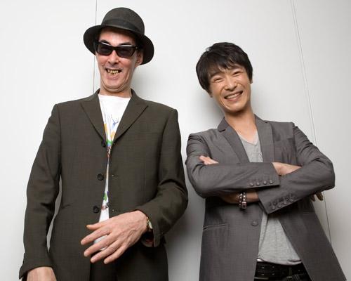 『ジャージの二人』堺雅人&鮎川誠 単独インタビュー
