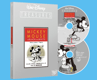 ミッキーマウス/B&Wエピソード Vol.2 限定保存版