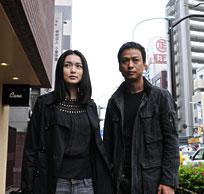 椎名桔平と長谷川京子