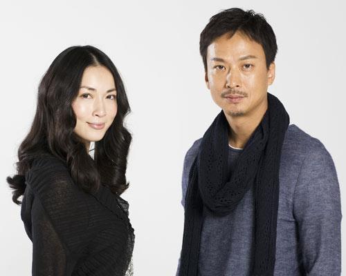 『レイン・フォール/雨の牙』椎名桔平&長谷川京子 単独インタビュー