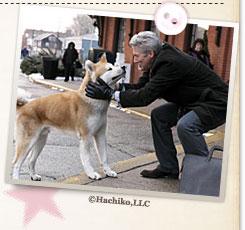 『HACHI 約束の犬』©Hachiko,LLC