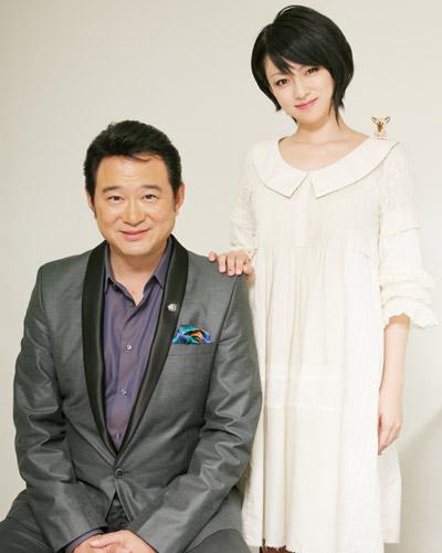 『ウルルの森の物語』船越英一郎&深田恭子単独インタビュー