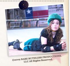 『ローラーガールズ・ダイアリー』© 2009 BABE RUTHLESS PRODUCTIONS, LLC All Rights Reserved.