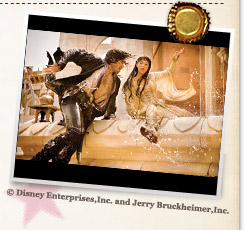 『プリンス・オブ・ペルシャ/時間の砂』©Disney Enterprises,Inc. and Jerry Bruckheimer,Inc.