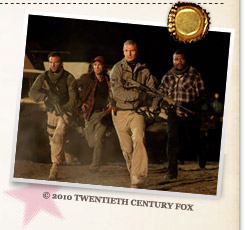 『特攻野郎Aチーム THE MOVIE』©2010 TWENTIETH CENTURY FOX