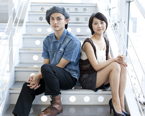 映画『おにいちゃんのハナビ』高良健吾、谷村美月 単独インタビュー