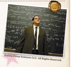 『シリアスマン』©2009 Focus Features LLC. All Rights Reserved.