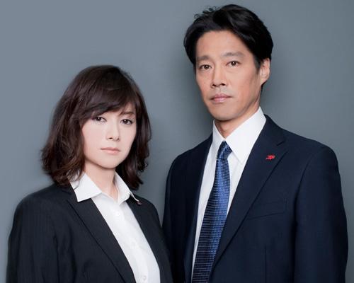 『SP 革命篇』堤真一&真木よう子 単独インタビュー