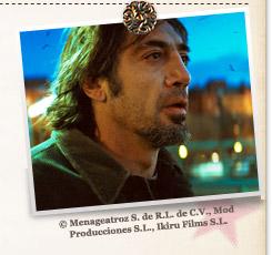 『BIUTIFUL ビューティフル』©Menageatroz S. de R.L. de C.V., Mod Producciones S.L., Ikiru Films S.L.