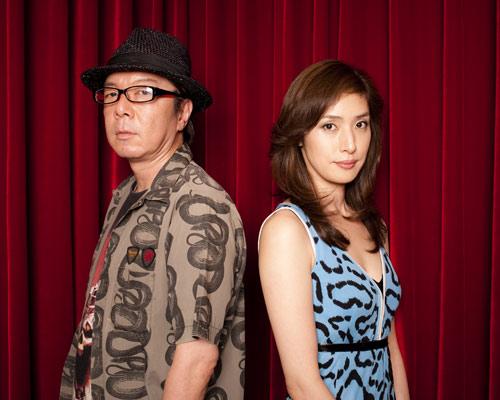 『ゲキ×シネ「薔薇とサムライ」』古田新太 天海祐希 単独インタビュー