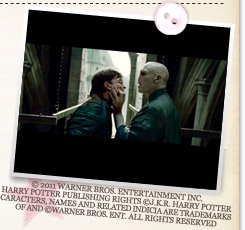『ハリー・ポッターと死の秘宝PART2』©2011 WARNER BROS. ENTERTAINMENT INC. HARRY POTTER PUBLISHING RIGHTS © J.K.R. HARRY POTTER CHARACTERS, NAMES AND RELATED INDICIA ARE TRADEMARKS OF AND © WARNER BROS. ENT. ALL RIGHTS RESERVED