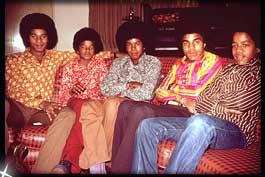 マイケルと兄弟たち