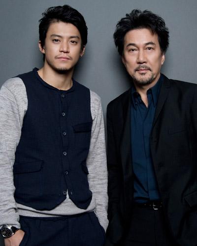 『キツツキと雨』役所広司&小栗旬&沖田修一監督 単独インタビュー