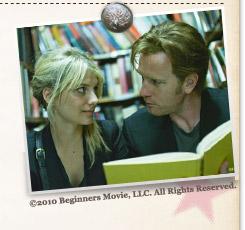 『人生はビギナーズ』©2010 Beginners Movie, LLC. All Rights Reserved.