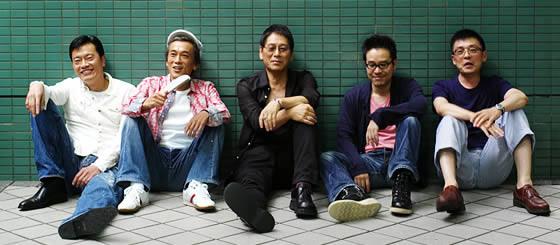 日本映画界を担う個性派男優五人衆・再会SPECIAL