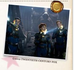 『プロメテウス』©2012 TWENTIETH CENTURY FOX